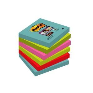 Post-it Haftnotiz-Block 76x76 mm Miami Collection