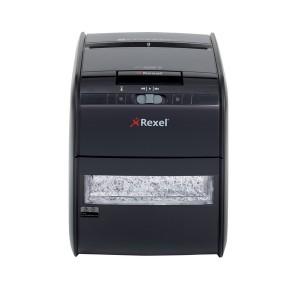 Rexel Auto+ 60X Aktenvernichter Sicherheitsstufe P-3, Schutzklasse 1/2, Partikelschnitt