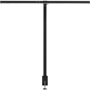 Tischleuchte STRATA LED, schwarz, autom. Steuerung über Lichtsensor