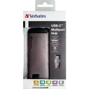 Adapter USB-C Multiport-Hub,