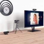 PC-Webcam C600 Pro, schwarz, 16:9 Format, Autofokus, USB-A-Stecker,