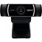 Webcam C920 HD Pro, schwarz Full HD 1080p, USB-Anschluss
