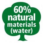 Klebestick ecoLogo, 10g, lösungs- mittelfrei, 100% recyceltes Plastik.