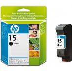 Tintenpatrone 15 schwarz für Deskjet 3810, 3816, 3820, 3822,