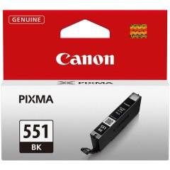 Tintenpatrone CLI-551BK schwarz für Pixma MG6350, MG5450, IP7250