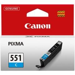 Tintenpatrone CLI-551C cyan für Pixma MG6350, MG5450, IP7250