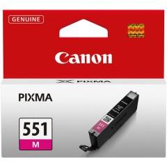 Tintenpatrone CLI-551M magenta für Pixma MG6350, MG5450, IP7250