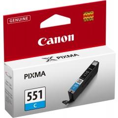 Tintenpatrone CLI-551C XL cyan für Pixma MG6350, MG5450, IP7250