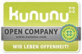 BBV-Domke ist als Kununu Open Company ausgezeichnet
