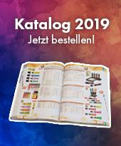 Jetzt Katalog 2019 bestellen!